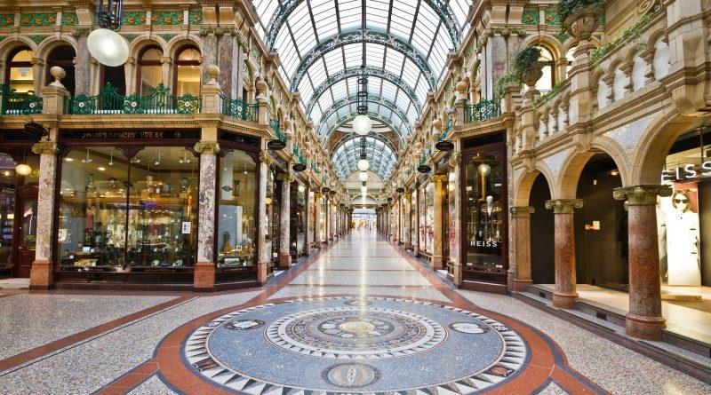 Shopping er afslappende & kan nedsætte stress
